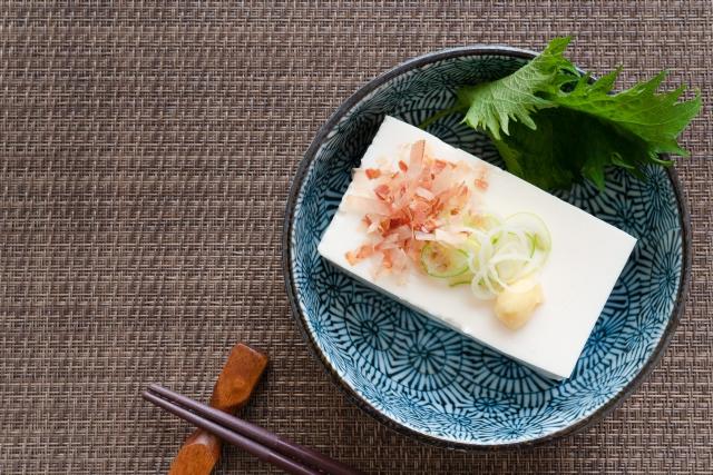 定番食材②:豆腐