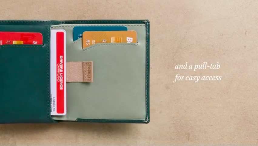 ノートスリーブはカードが圧倒的に「使い易い」機能性が特徴