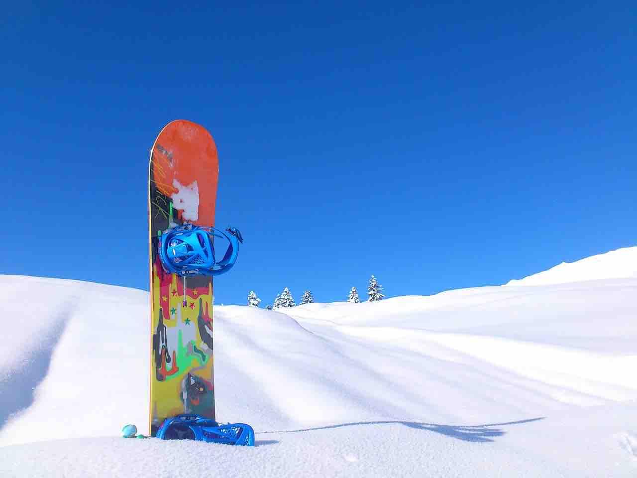 【子供とスノーボード】雪山デビューのために準備しておくこと