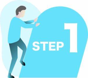ステップ①:まずは低リスク、高配当の銘柄を買って不労所得を得る