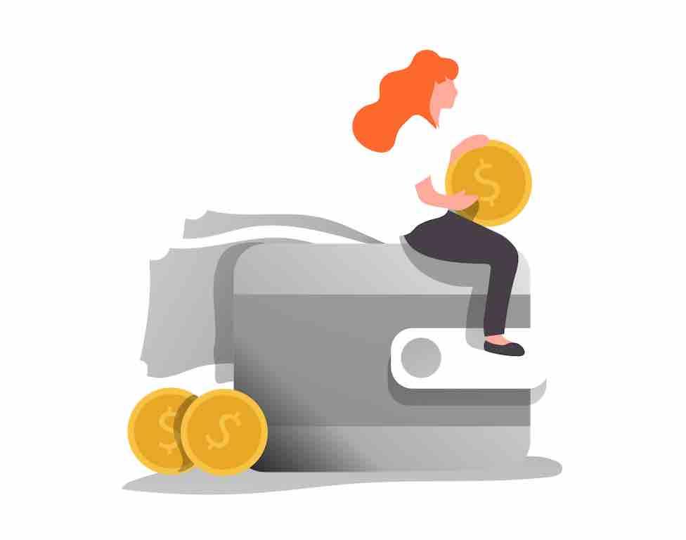 まとめ買いのコツ①:予め1週間の予算(食費)を決める!