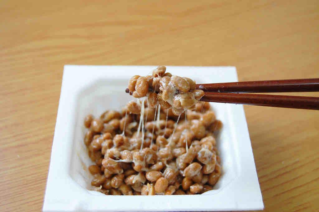 定番食材④:納豆