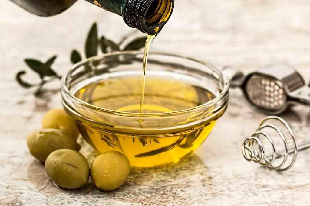 おすすめの調味料の組み合わせ:『オリーブオイル』+『お酢』